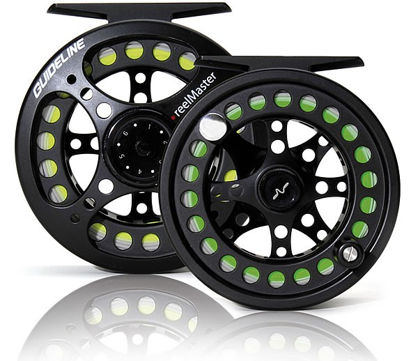 New Guideline reelmaster Salmon reel